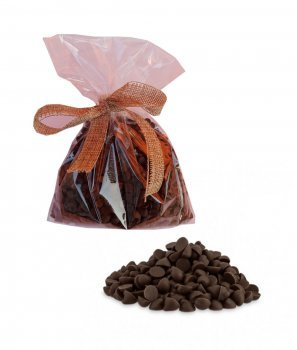 Мини Капки Тъмен Натурален Шоколад 45% Какао 500 g