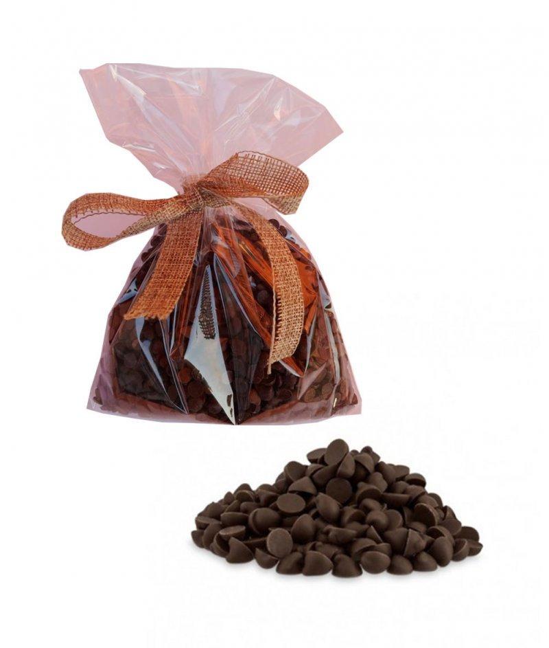 Мини Капки Тъмен Натурален Шоколад 45% Какао 250 g