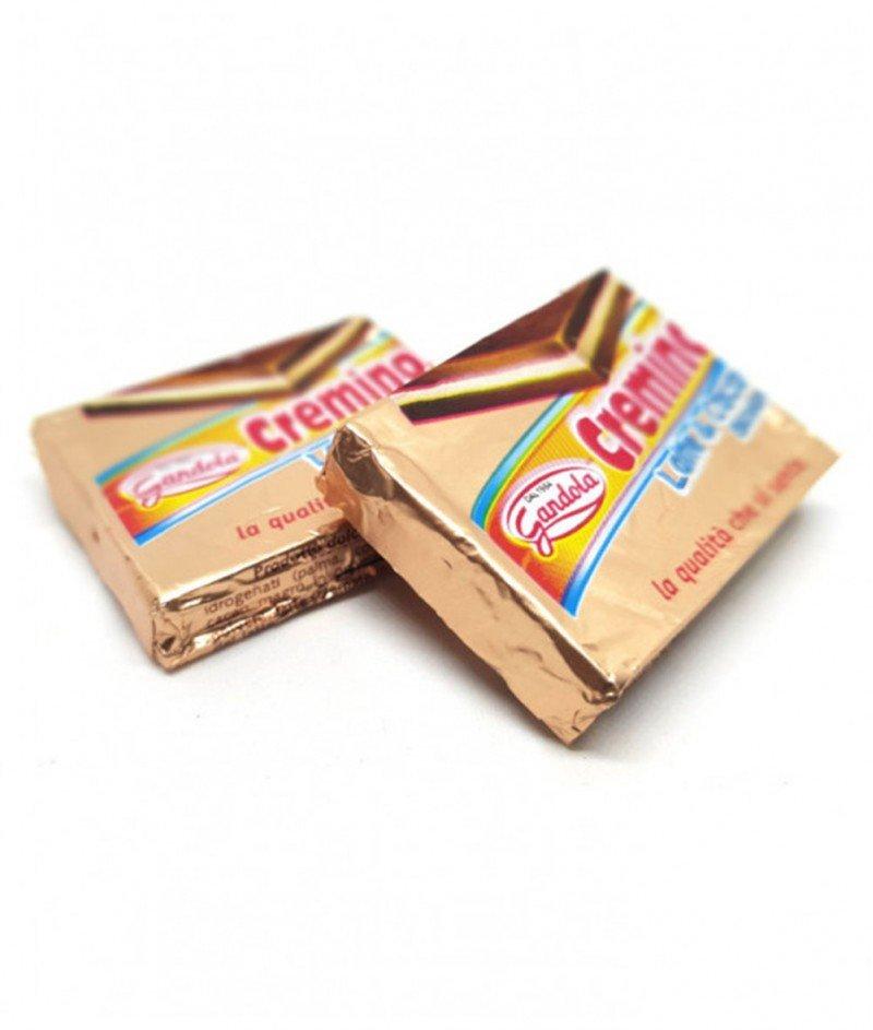 Меки Шоколадчета Кремино Два Цвята 3x18 g - Gandola 1964