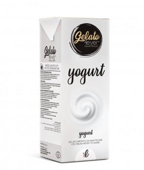 Италиански Сладолед (Gelato) с Вкус Yogurt (Кисело мляко) Gluten Free 1000 ml - Gelato 4ever