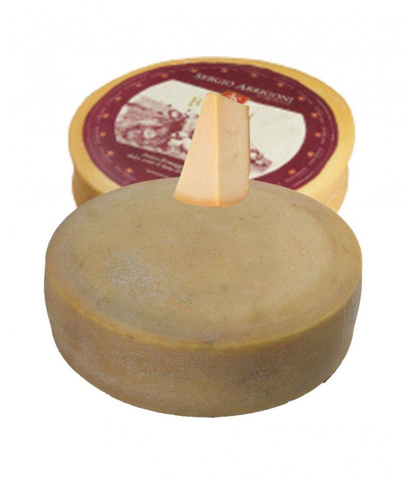 Баите - Високопланински Отлежал Кашкавал 100 g - Arrigoni Sergio Formaggi dal 1859