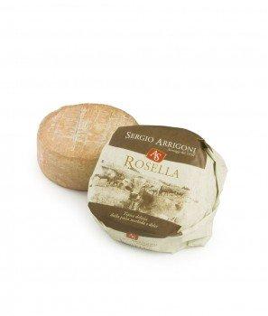Качота (Кашкавал) от Краве Мляко Rosella 100 g - Arrigoni Sergio Formaggi dal 1859