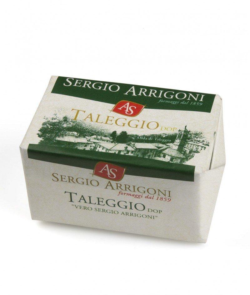 Таледжо DOP ,,Vero Sergio Arrigoni'' 100 g - Arrigoni Sergio Formaggi dal 1859