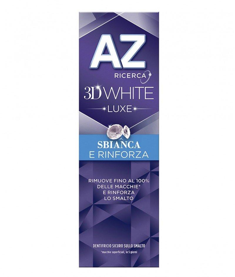 AZ 3D White Luxe - Избелваща и Подсилваща Паста за Зъби - 95ml