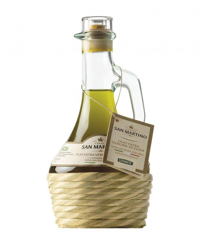 Зехтин Екстра Върджин Специална Селекция ,,San Martino'' Нефилтриран 100% Италиански 250 ml - BioLevante