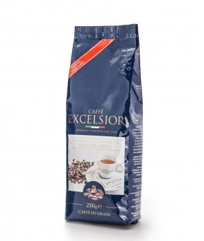 Кафе на Зърна Excelsior 100% Арабика 250 g - Torrefazione Caffè Excelsior 1966