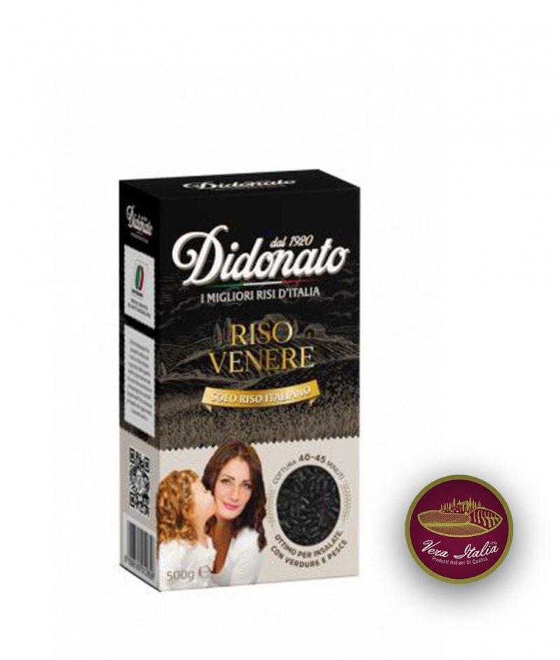 Черен Ориз Венере Didonato 500 g - Riseria Campanini dal 1920