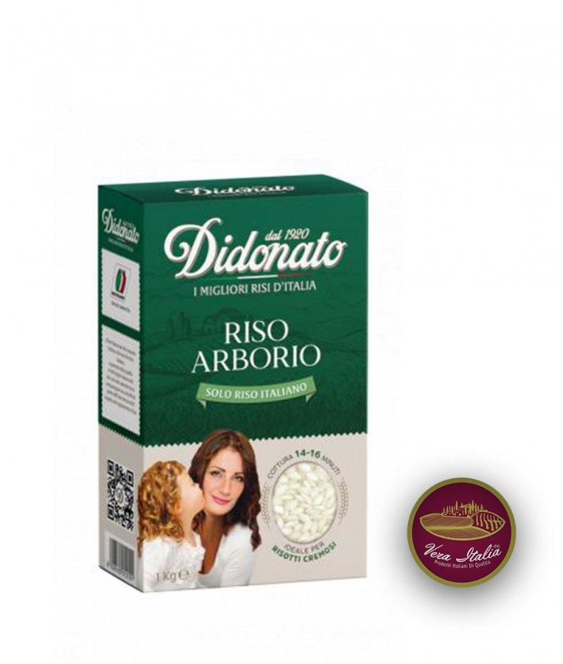 Ориз Арборио Didonato 1000 g - Riseria Campanini dal 1920