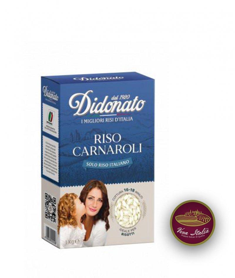 Ориз Карнароли Didonato 1000 g - Riseria Campanini dal 1920