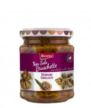 Брускета-сос Зеленчуци на Грил 190 g - Naturamica