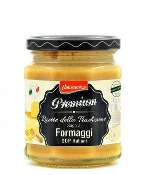 Крем Сос от Италиански Сирена DOP 190 g - Naturamica Premium