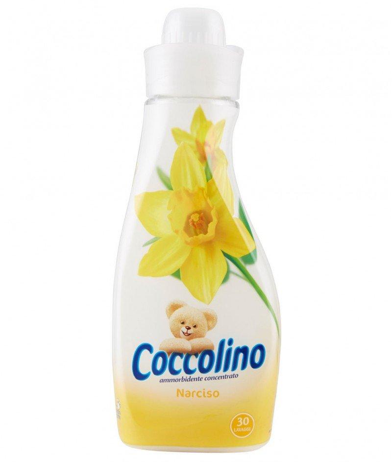 """Концентриран Омекотител Coccolino Creations """"Нарцис"""" - 1000ml. - 40 дози"""