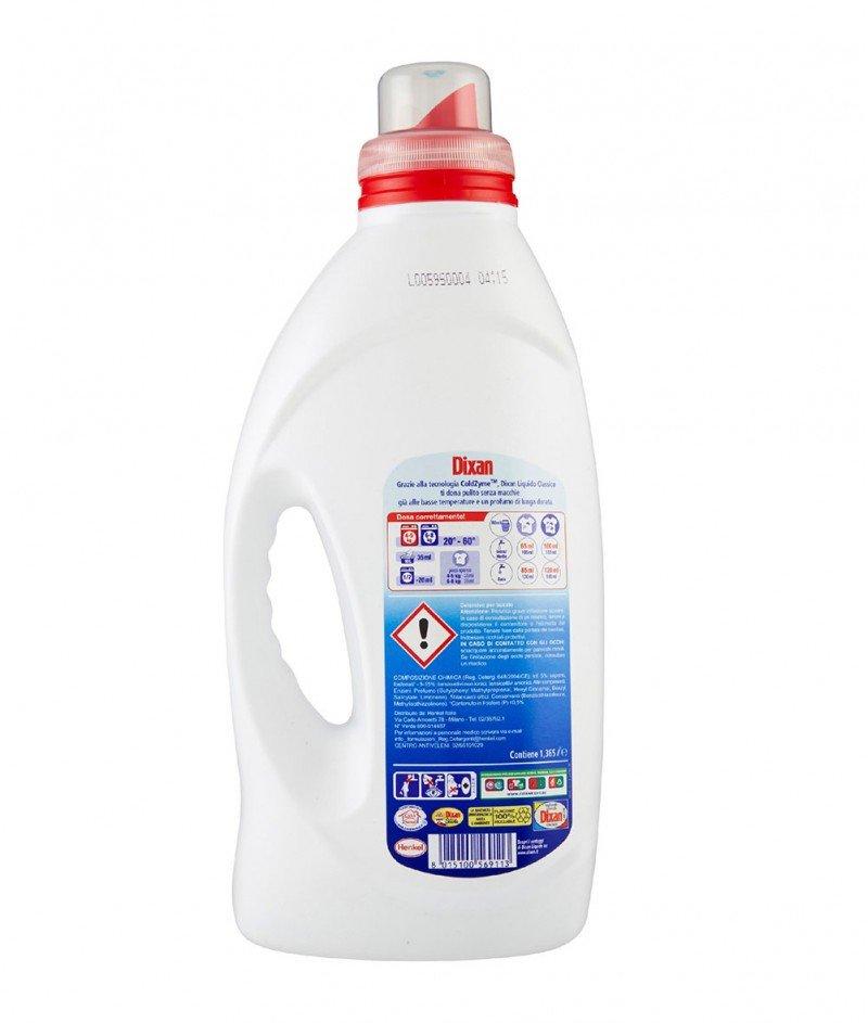 Течен Перилен Препарат Супер Концентриран Dixan Класик – 950 ml. - 19 дози