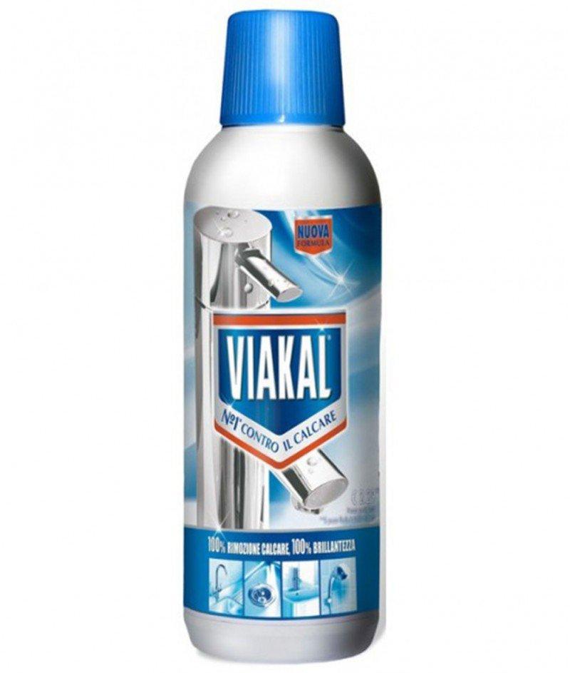 Viakal Classico - Препарат за Отсраняване на Котлен Камък - 700ml