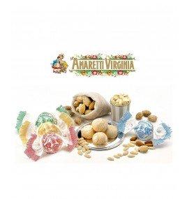 Меки Амарети Gluten Free 150 g – Amaretti Virginia 1860