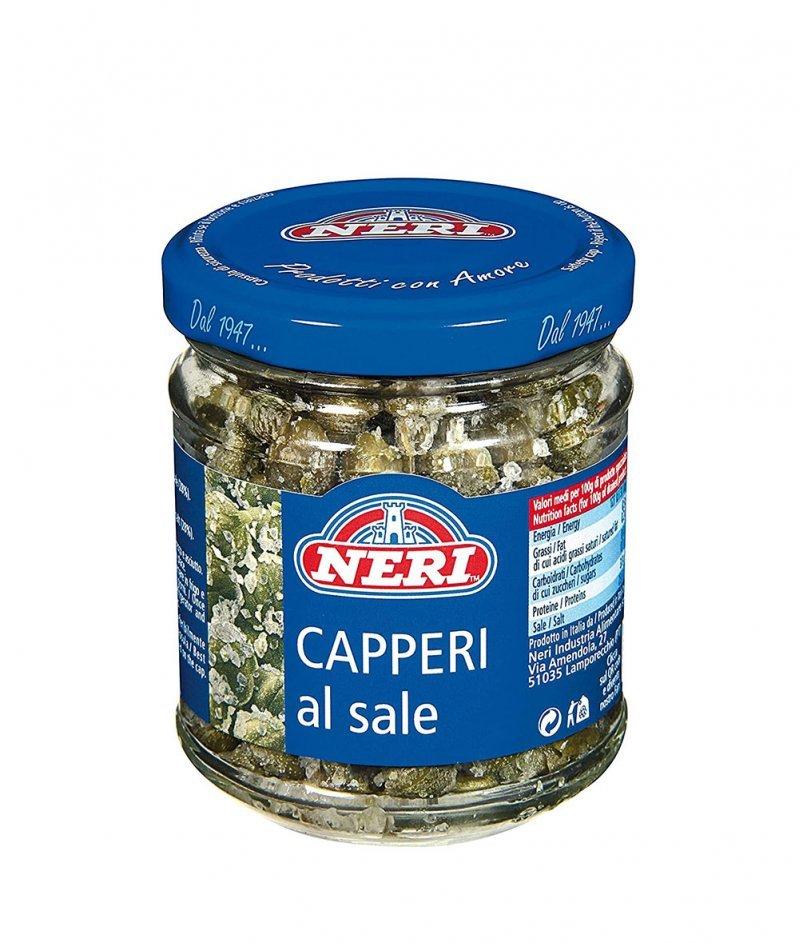 Каперси със Сол 130 g - Neri