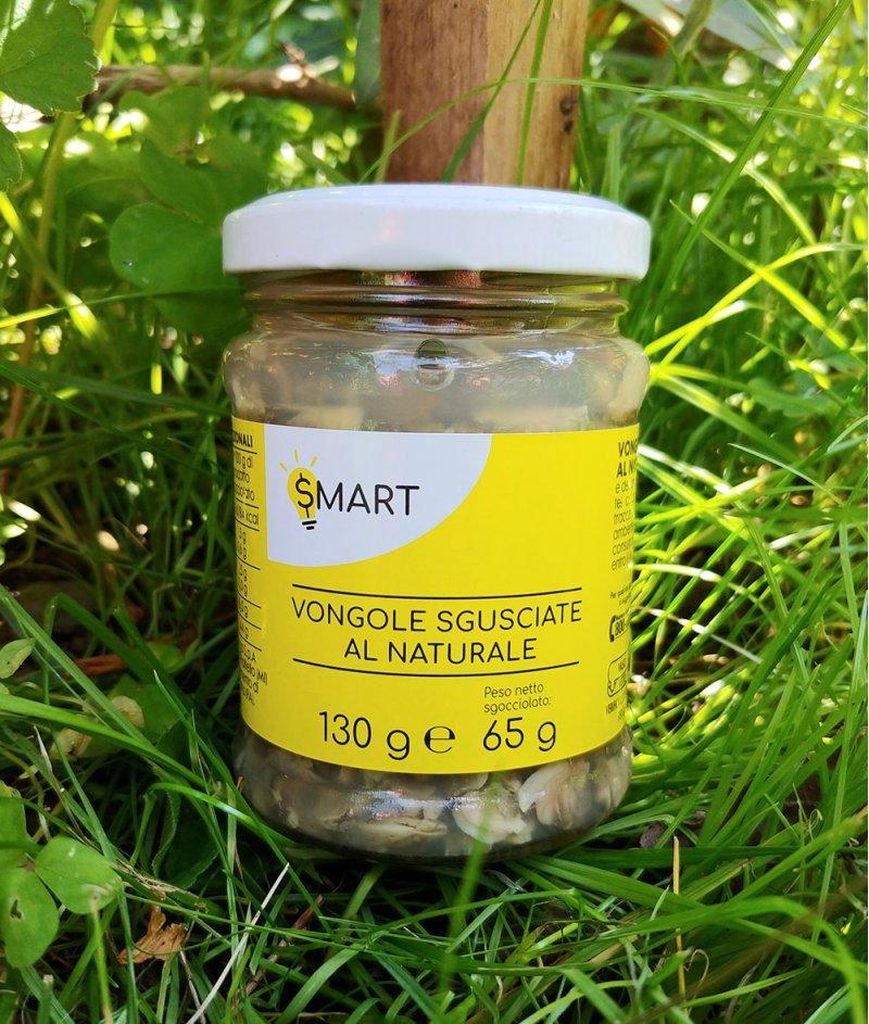 Вонголе - Миди без Черупки в Натурален Сос Gluten Free 130 g