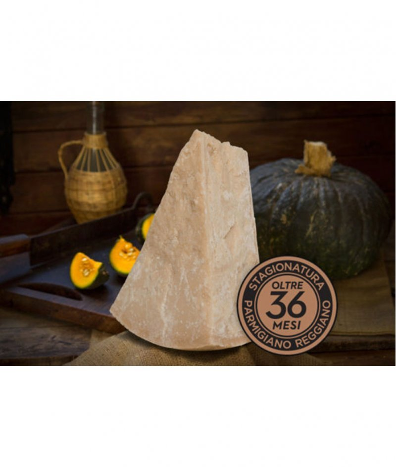 Parmigiano Reggiano DOP - Пармезан 36 месеца - 100 g