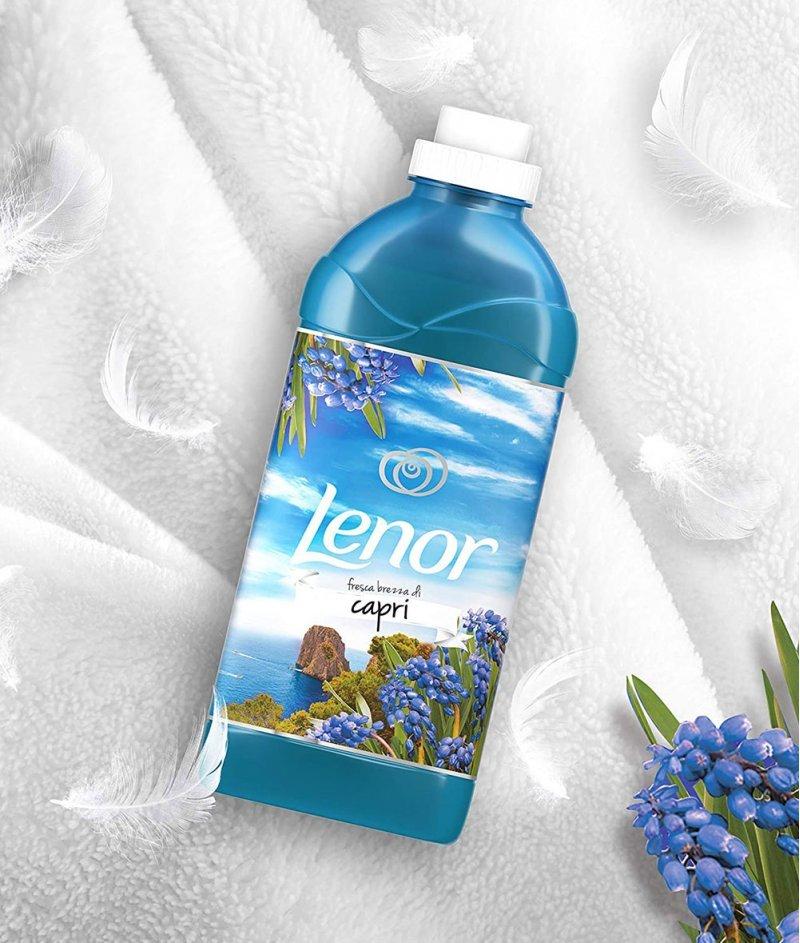 Концентриран Омекотител Lenor Капри - 1050 ml. - 42 дози
