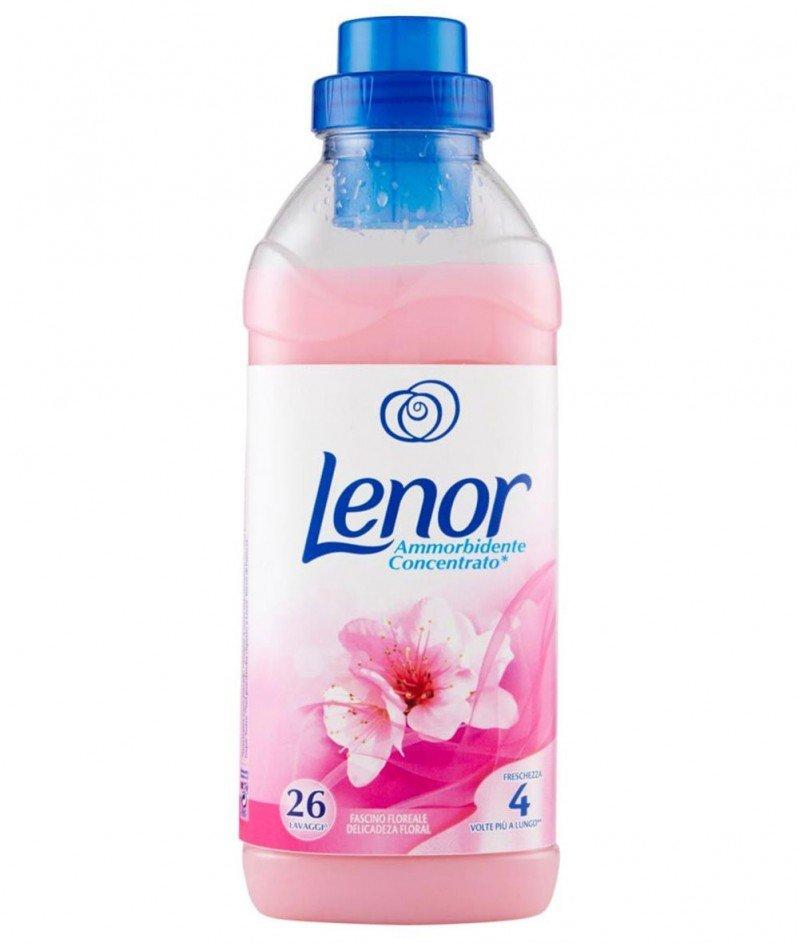 "Концентриран Омекотител Lenor ""Цветен Чар"" - 1050 ml. - 42 дози"