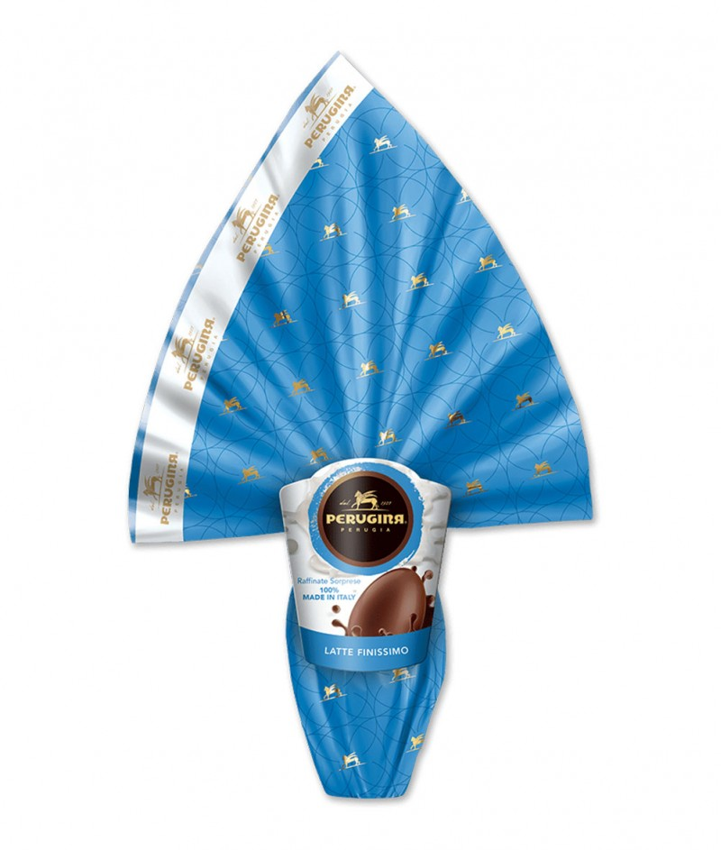 Великденско Шоколадово Яйце с Изискан Подарък Perugina Gluten Free 230 g / 24 cm – Nestlè Italiana