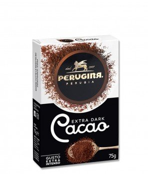 Натурално, Горчиво Какао на Прах Екстра Тъмно Perugina 75gr -  Nestlè Italiana