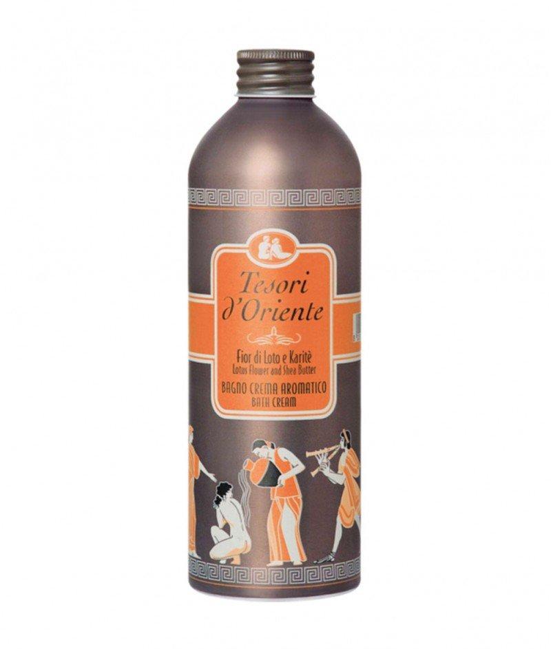 Ароматен Крем Душ ,,Цвят от Лотос'' 500 ml – Tesori d'Oriente