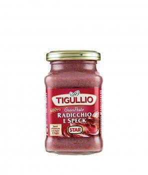 Тигулио Песто Радикио и Спек 190 g - Star