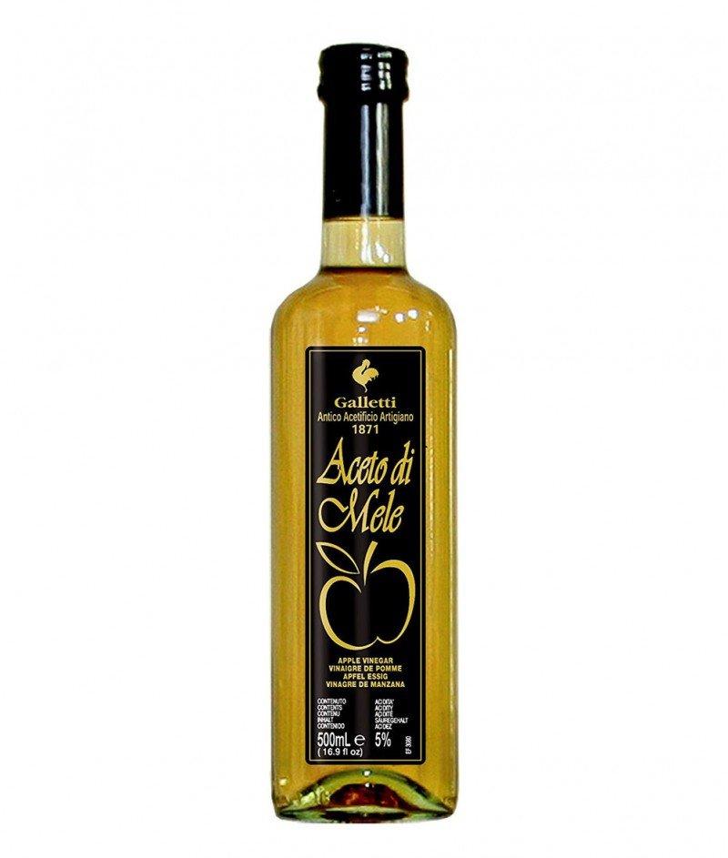 Ябълков Био Оцет  5 % Киселинност 500 ml - Galletti 1871