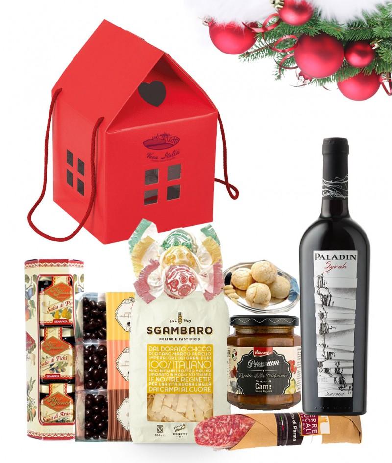 Коледна Къщичка Гурме с 7 Продукта - Vera Italia