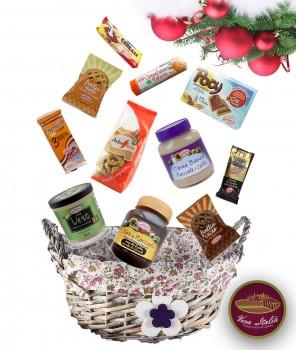 Кошничка Сладки Изкушения с 11 Продукта - Vera Italia