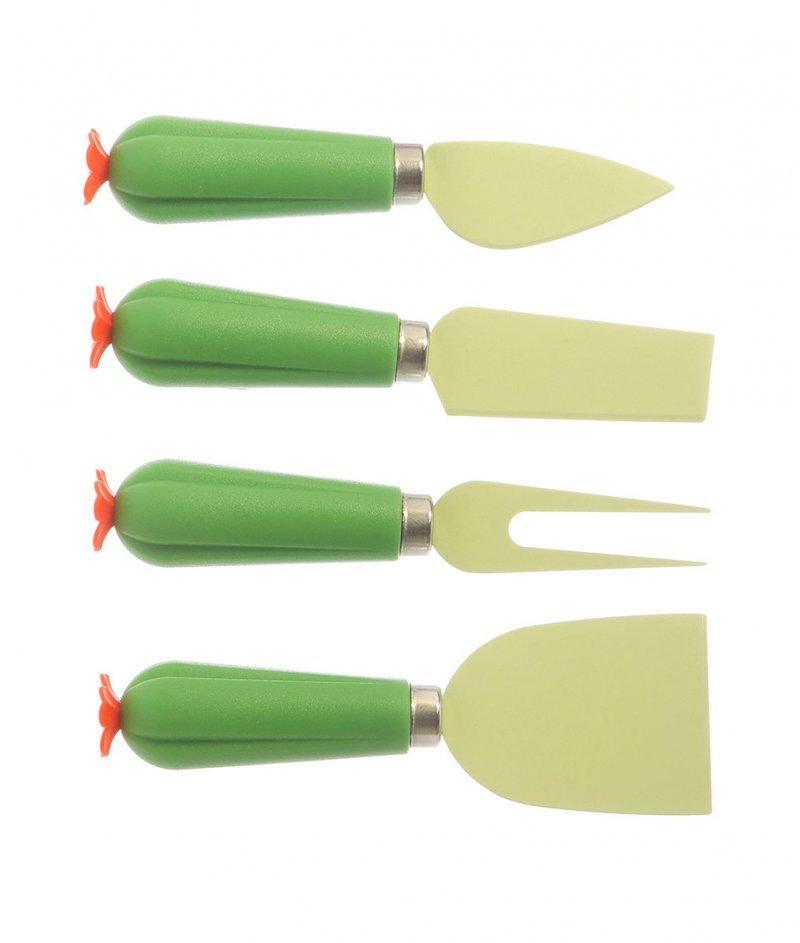 Комплектче от Четири Ножчета за Сирена Кактус - Kasanova
