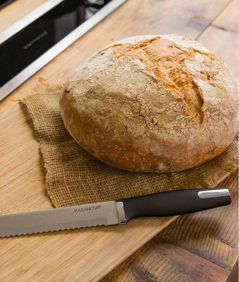 Нож за Хляб 33,5 cm - Kasanova