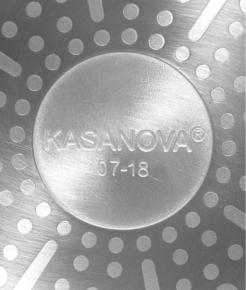 Тиган с Капак и Четирипластово, Дълготрайно, Незалепващо Покритие 30 cm - Kasanova