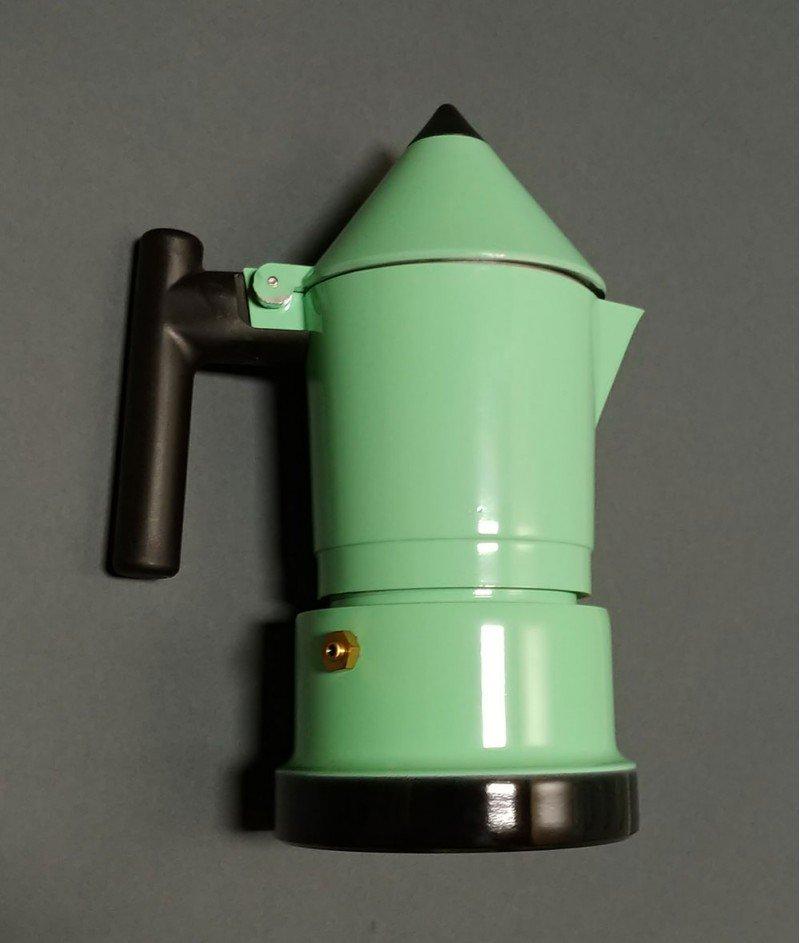 Кафеварка за 3 Кафета ,,Молив'' Водно Зелена - Kasanova