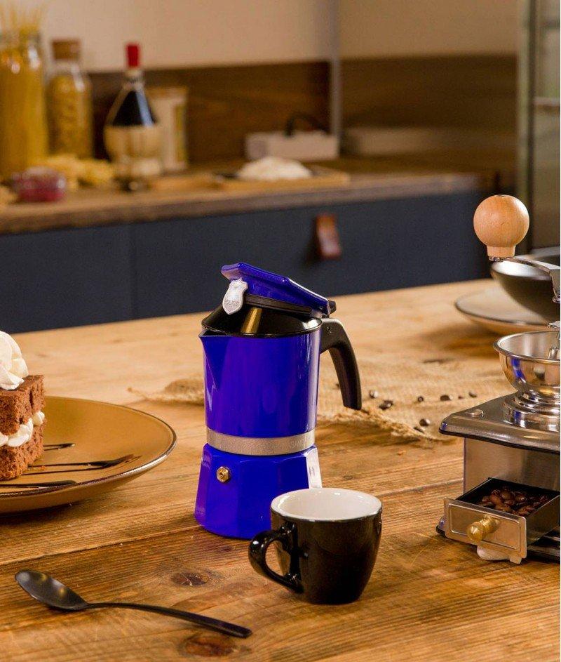 Кафеварка за 3 Кафета ''Полицай'' - Kasanova