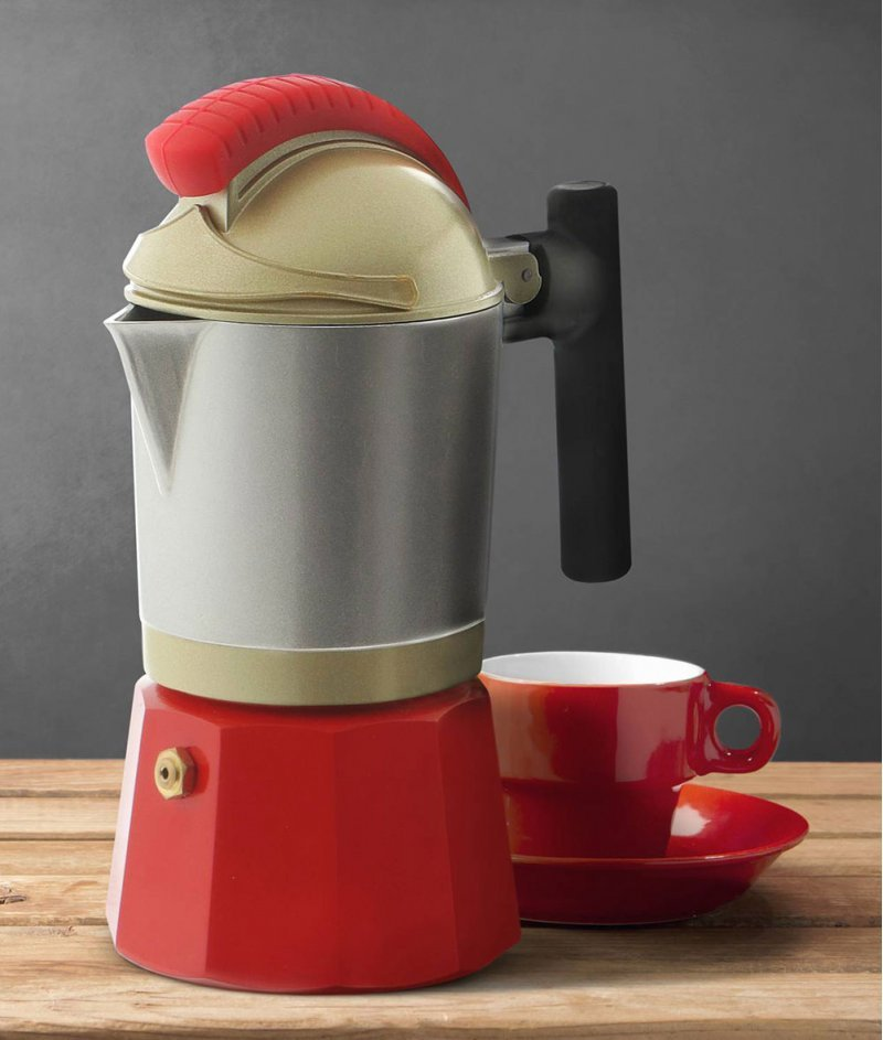 Кафеварка за 3 Кафета Римски Войник - Kasanova