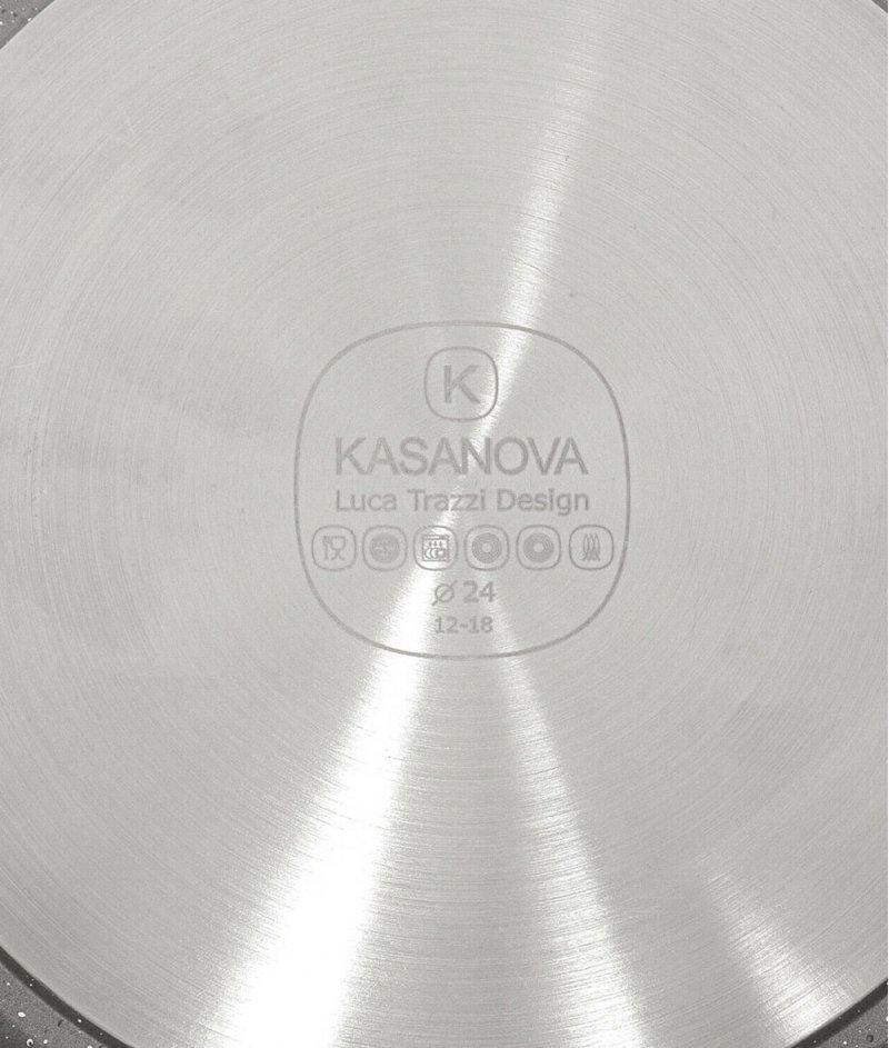 Касерола K-Line Дизайн Luca Trazzi 22 cm - Kasanova