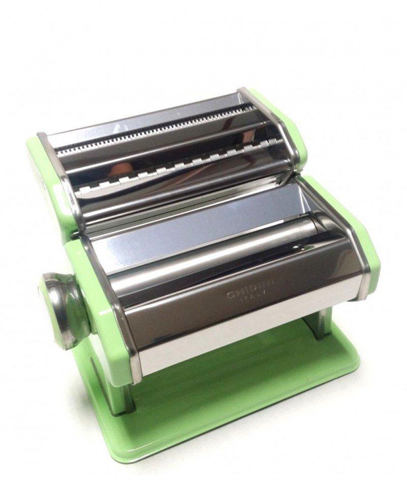 Ръчна Машина за Изтегляне на Паста от Неръждаема Стомана Inox - Ghidini