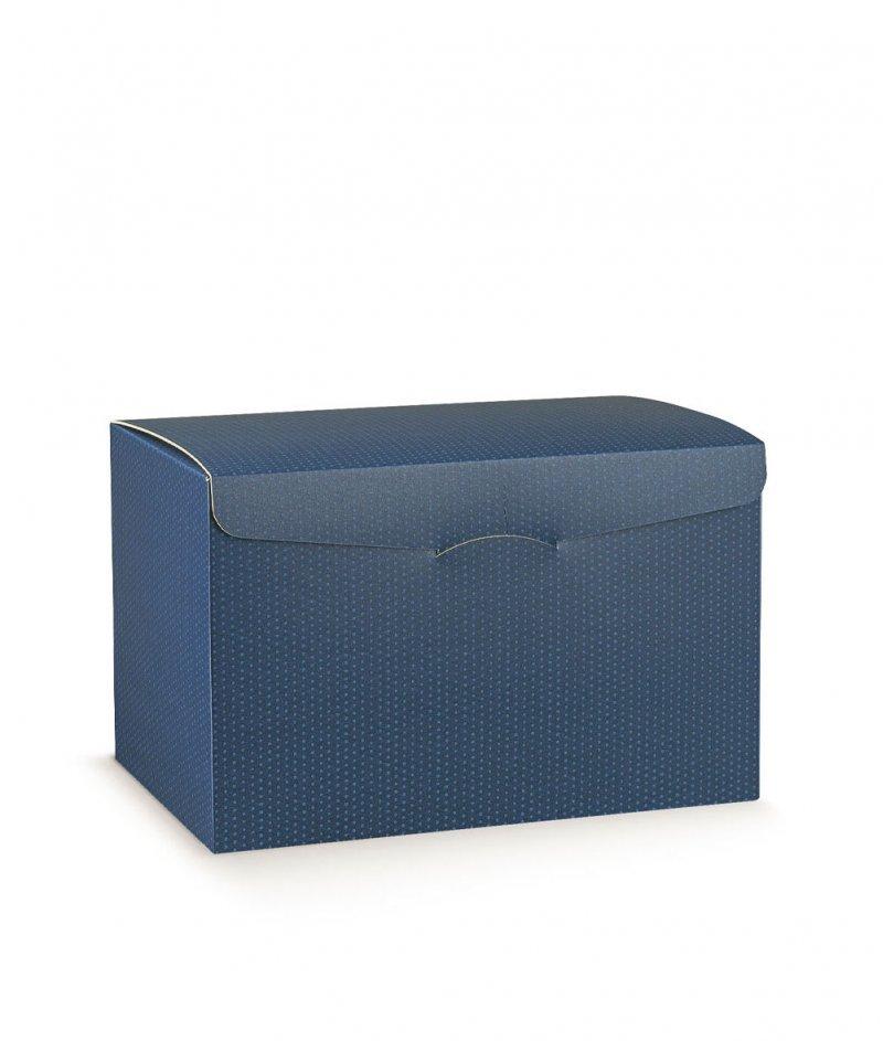 Луксозна Подаръчна Кутия Синя - Scotton