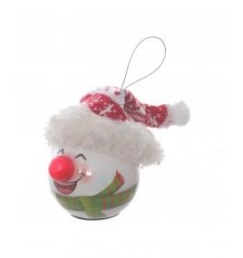 Светеща Коледна Играчка 6, 5 cm - Kasanova