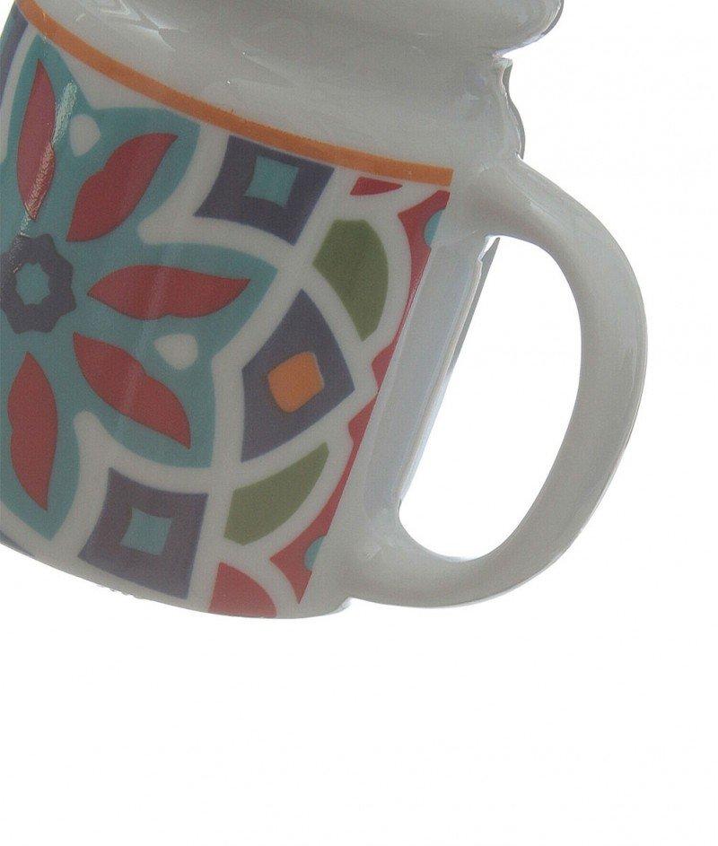 Сет 4 Чашки за Кафе или Ракийка ''Мароко'' - Kasanova