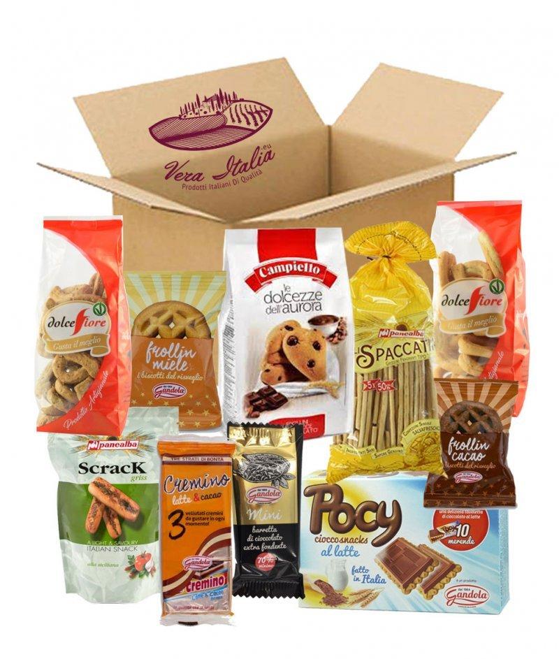 Офис Пакет от 58 Продукта Италиански Вкусотии
