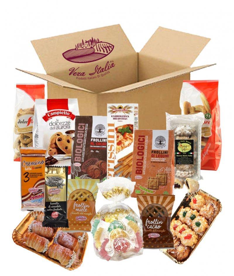 Офис Пакет Лукс от 64 Продукта Италиански Вкусотии