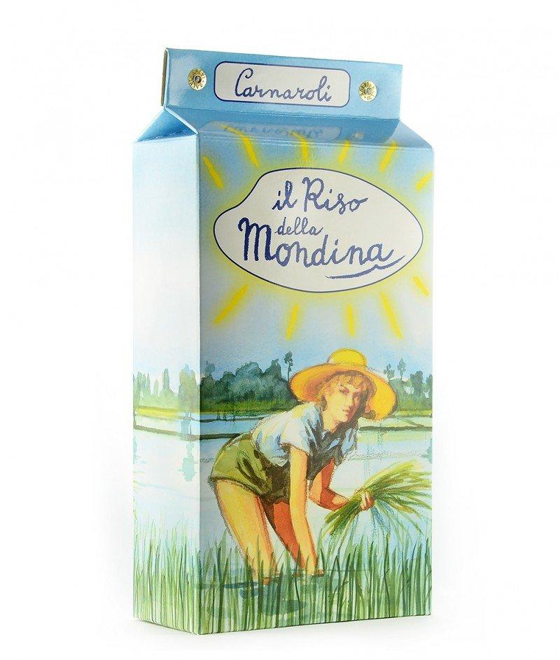 Ориз Карнароли Mondina 1000 g