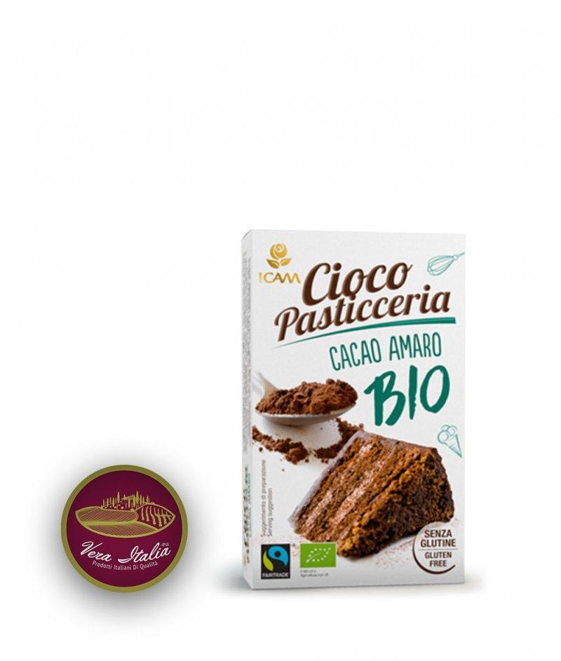 Био Натурално Какао на Прах 75 g – Icam
