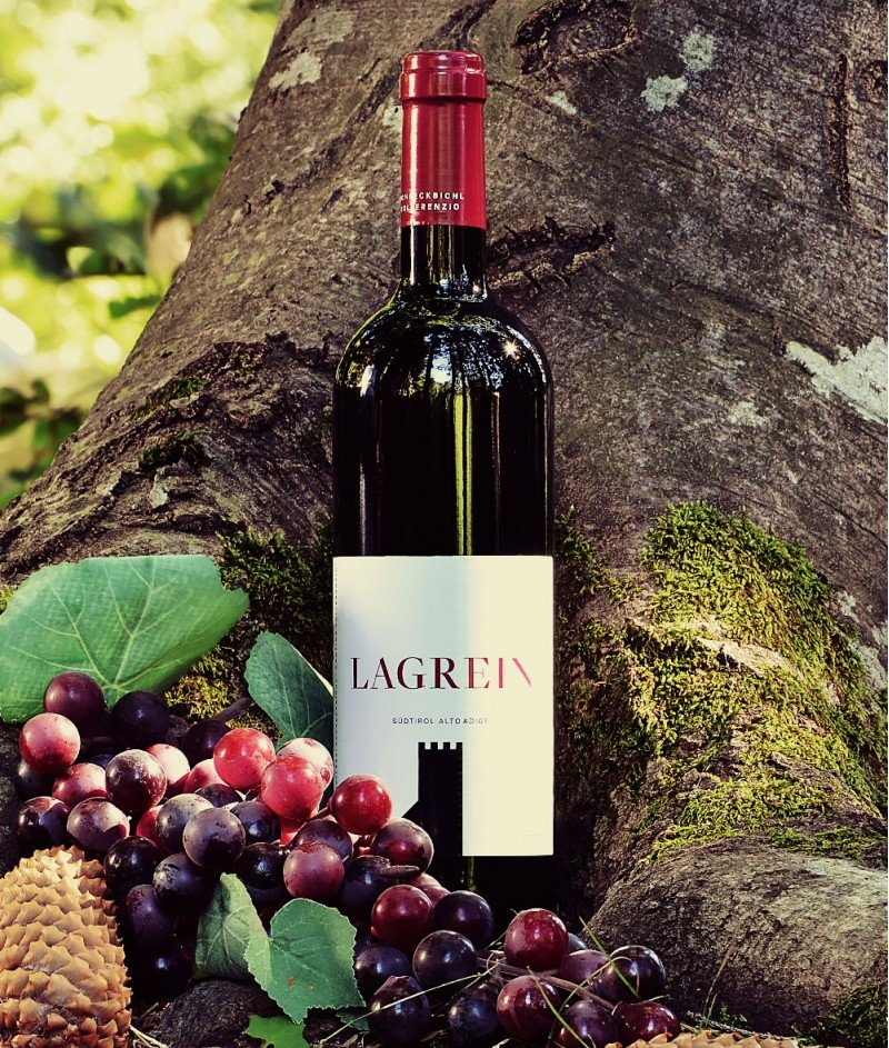 Lagrein 2016 DOC  Alto Adige  750 ml - Colterenzio - Лагреин Червено, Сухо Негазирано Вино
