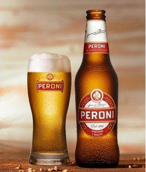 Бира Перони ,,PERONI'' 660 ml  - Birra Peroni s.r.l. 1846