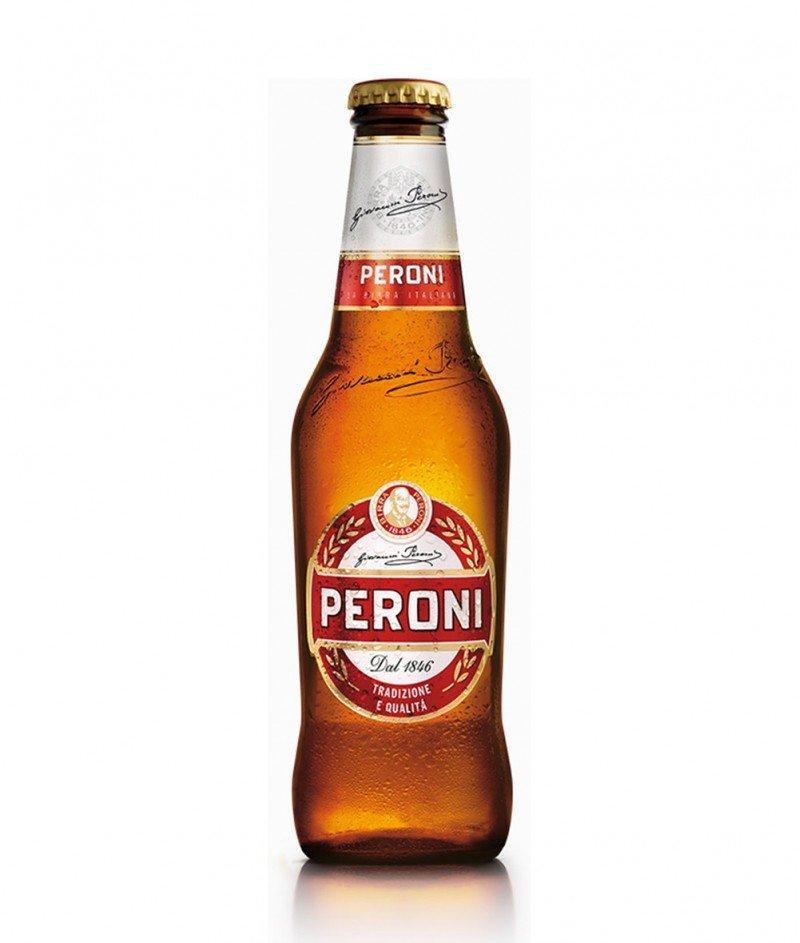 Бира Перони ,,PERONI'' 660 ml  - Birra Peroni s.r.l. 1946
